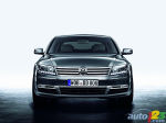 The Phaeton is back! Volkswagen unveiled the new Phaeton at the 2010 Beijing Autoshow