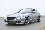 HAMANN Kicks Off The Cabrio Season And Presents The BMW Z4 Roadster