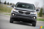 2011 Kia Sorento EX-V6 AWD Review