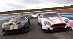 GT1: Aston Martin remporte la course qualificative à Silverstone