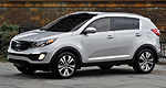 2011 Kia Sportage starts at $21,995