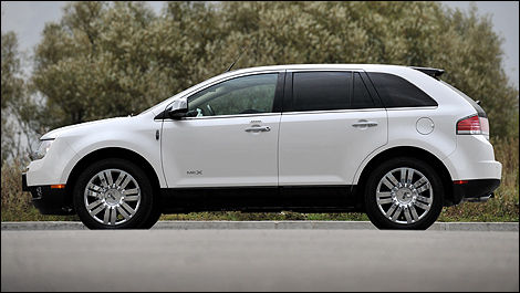 2010 Lincoln Mkx Awd Review