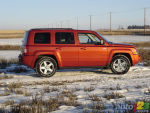 Jeep Patriot 4RM North Edition 2010 : essai routier