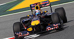 F1 Barcelone: Les Red Bull ont vraiment des ailes !