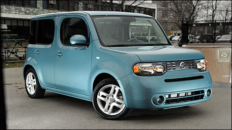 2010 Nissan Cube 18 Sl Review Editors Review Car Reviews Auto123