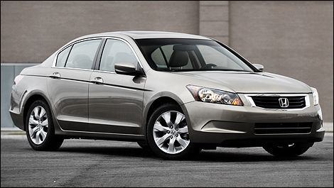 2010 Honda Accord EX L NAVI Review