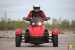 2010 Can-Am Spyder RS Roadster Review