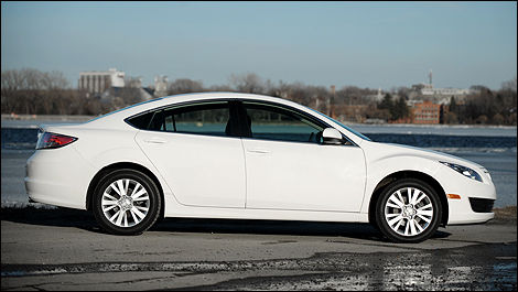 Awesome 2010 Mazda6 GS I4 Comfort Review