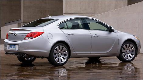 buick regal gs gets green light | car news | auto123