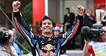 F1: Red Bull confirme Mark Webber pour 2011