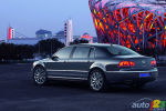 The New Volkswagen Phaeton In Pictures