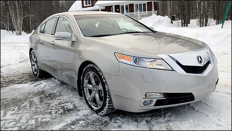 2010 acura tl sh awd review editor s review car reviews auto123