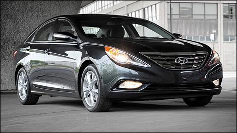 2011 Hyundai Sonata Limited Review