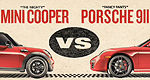 MINI vs Porsche: masterful stunt or marketing fail?