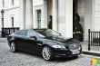 Jaguar Launches Chauffeur Program With The New XJ
