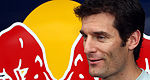 F1: Mark Webber insiste que l'affaire de l'aileron avant est close