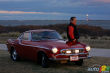 Record-breaking Irv Gordon Wants to Be the Three Million Mile Man with His 1966 Volvo P1800!