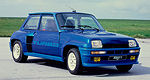30th anniversary of the Renault 5 Turbo
