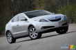 2010 Acura ZDX technology