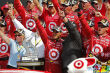 NASCAR: Juan Pablo Montoya makes return to Victory Lane