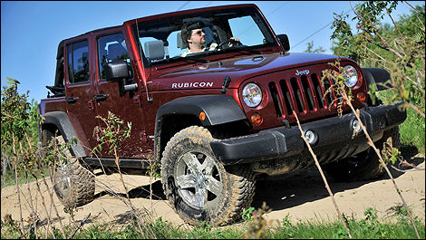 2010 jeep wrangler unlimited rubicon review editor 39 s review car news auto123. Black Bedroom Furniture Sets. Home Design Ideas