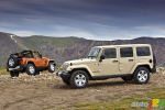 First official images of the new 2011 Jeep Wrangler