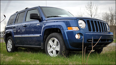 2010 Jeep Patriot North Edition Review Editor's Review | Car