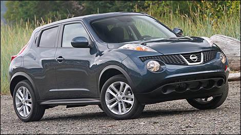 2011 Nissan Juke First Impressions
