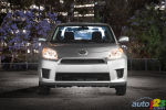 Scion xD 2011 : aper�u