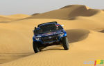 Volkswagen has unveiled its new Dakar challenger, the Race Touareg 3