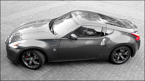 2010 Nissan 370z 40th Anniversary Edition Review Editors Review