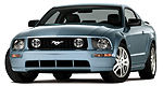 Ford Mustang 2005-2009 : occasion