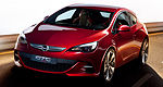 World Premiere at Paris Motor Show: Opel GTC Paris