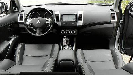 2010 mitsubishi outlander xls i02 - 2010 Mitsubishi Outlander Xls