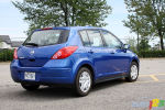 2010 Nissan Versa Hatchback 1.8 S Review