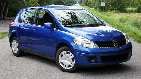 Great 2010 Nissan Versa Hatchback 1.8 S Review