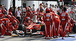 F1: Ferrari's stunning 3.3-second pit stop in Monza