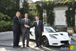 Lotus to take relationship with Toyota  to new level
