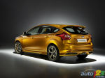 La nouvelle Ford Focus ST arrivera en d�but de 2012
