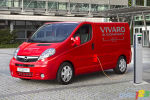 Vivaro e-Concept Study debut at the IAA Commercial Vehicles 2010