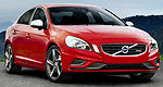 Volvo to Present New S60 and V60 R-Design at Paris Motor Show