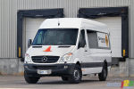 2010 Mercedes-Benz Sprinter First Impressions