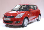 2010 Paris Motor Show: Bring on the Suzuki Swift!