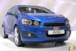 2010 Paris Motor Show: Chevrolet Aveo and Cruze 5-door make headlines!