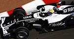 F1: Williams ne fera pas de grands changements pour 2011