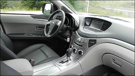 2010 subaru tribeca limited review editor s review car news auto123 rh auto123 com Subaru Transmission Diagram Subaru Manual Transmission Diagram
