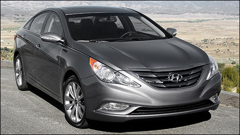 2011 Hyundai Sonata 2.0 Turbo Limited First Impressions