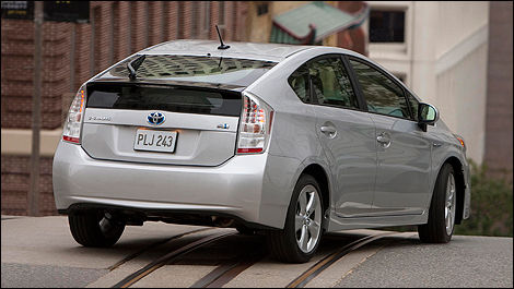 2010 Toyota Prius Technology Package Review
