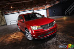 2011 Dodge Journey receives a major overhaul