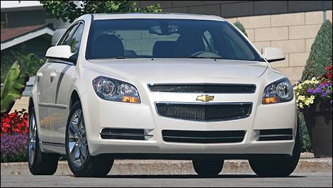 2010 Chevrolet Malibu LT Platinum Edition Review